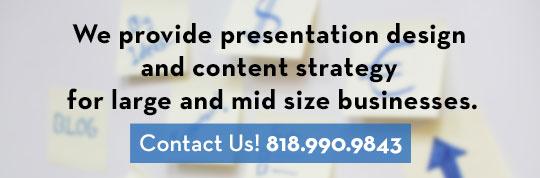 successful presentation design